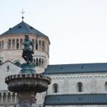 Tridentum Mercatini Basilica Paleocristiana