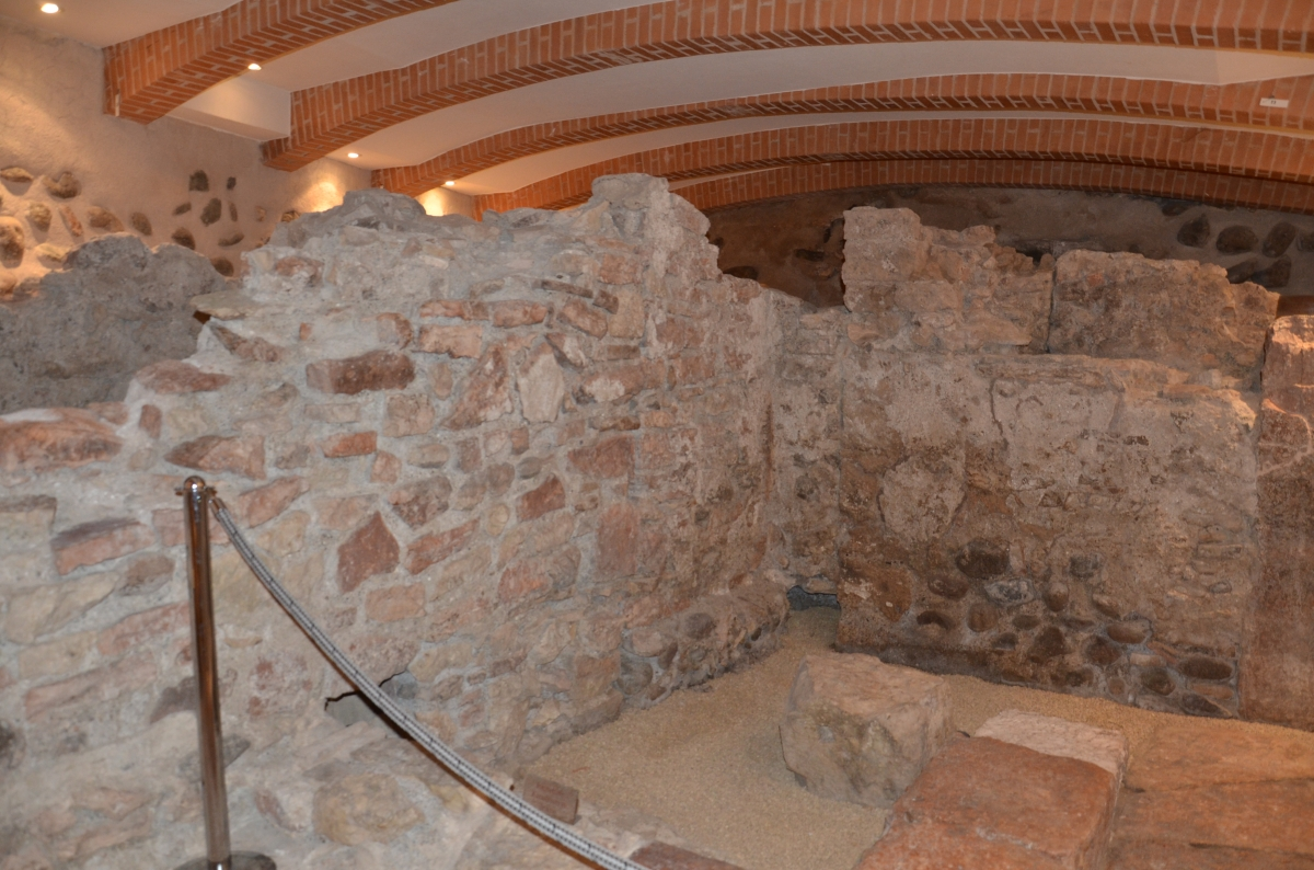 tridentum trento sotterranea - photo#14