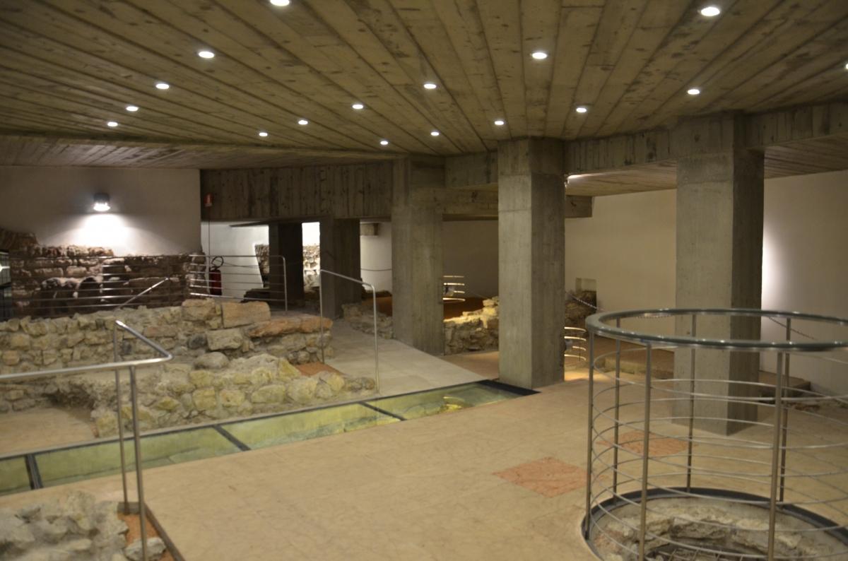 tridentum trento sotterranea - photo#25