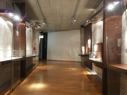 Museo Retico Sanzeno - sala 1