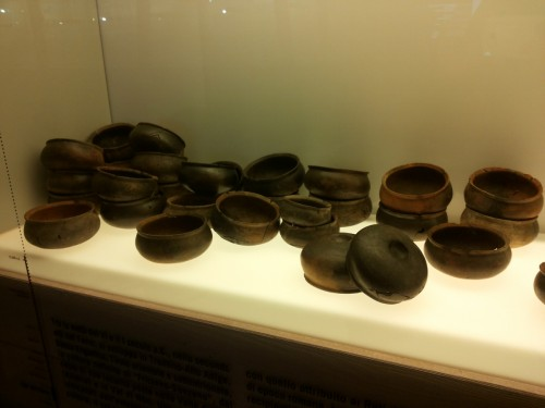 Museo Retico Sanzeno - sala 2