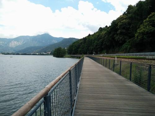 Pista ciclopedonale di Caldonazzo al Lago