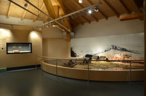 Museo delle Palafitte di Fiavé - sala sei