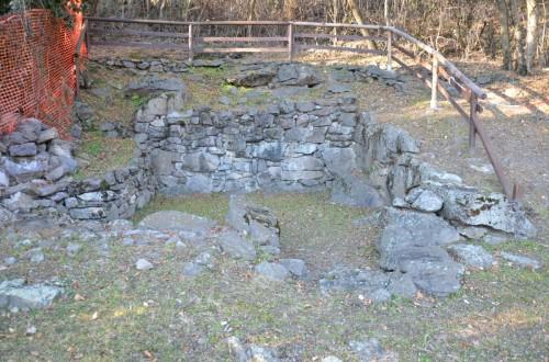 Zona archeologica Montesei di Serso – zona A