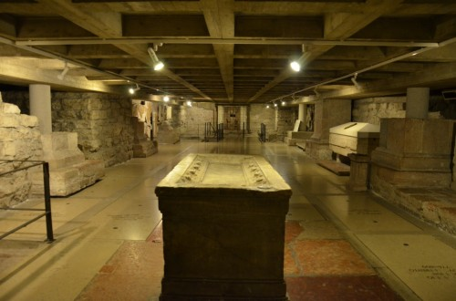 Basilica paleocristiana di Trento