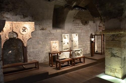 Museo Buonconsiglio-Lapidario
