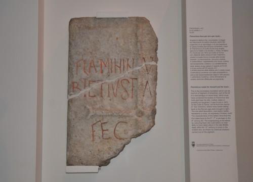 Epigrafe funeraria di Caldonazzo
