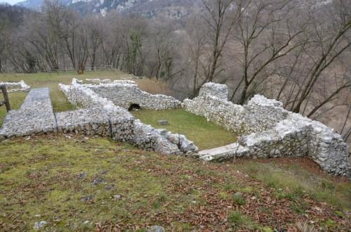 Settore A del castrum Sant'Andrea