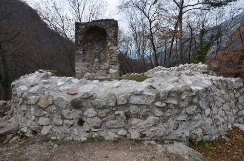 Resti chiesa romanica Sant'Andrea
