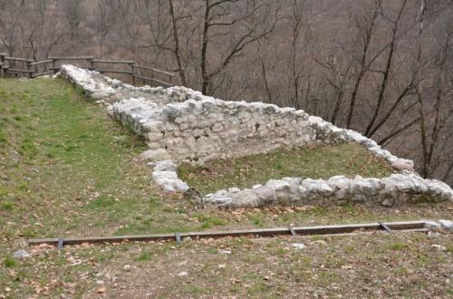 Castrum altomedievale di Sant'Andrea