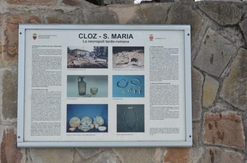 Necropoli di Cloz