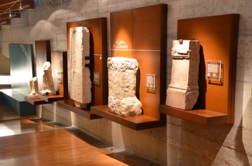 Museo Retico Sanzeno - sala 3