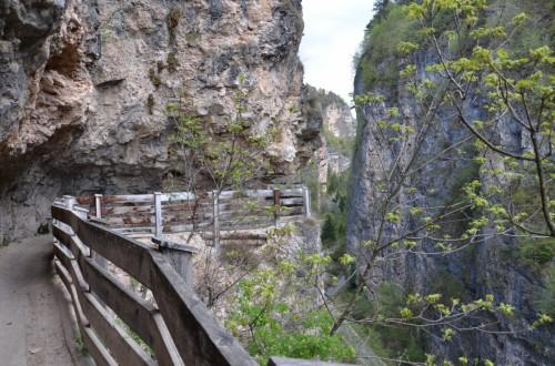 Sentiero al Santuario di San Romedio