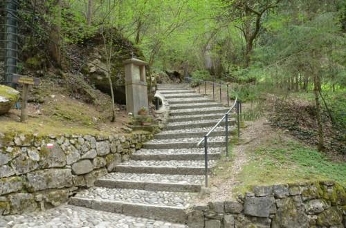 Passeggiata a San Romedio