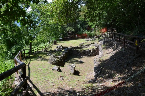 Area archeologica Montesei di  Serso - zona A