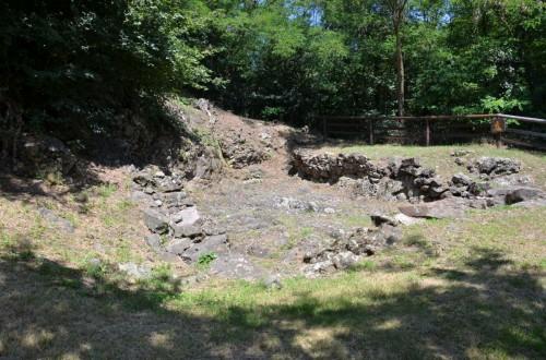 Area archeologica Montesei di Serso - zona B