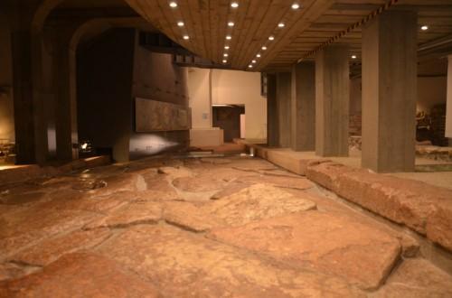 """Spazio Archeologico del """"Sas"""""""